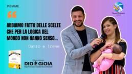 Vivere una relazione di coppia in Dio - Dario e Irene - Chiara Amirante