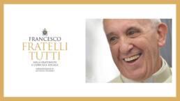 Papa Francesco, Fratelli tutti - Chiara Amirante